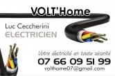 VOLT'HOME: Installation électrique Mise aux Normes Dépannage Diagnostic électriqu